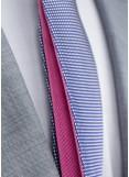 light blue / pink